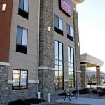 Comfort Inn Exterior 1