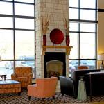 Comfort Inn Fireplace 1
