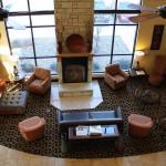 +Comfort Inn Fireplace 2