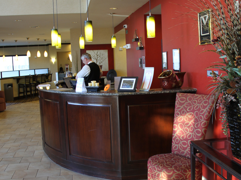 Comfort Inn Welcome Center