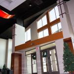 Faith & Family Life Center Interior Entrance