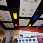 +Faith & Family Life Center Recreation Room Ceiling