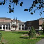 KWU Student Center Exterior 3