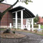 KWU Student Center Exterior 4