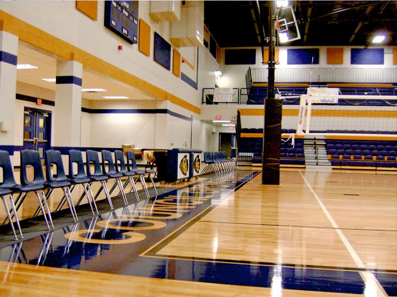 Morris County HS Gym 2