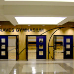 Morris County HS Gym Entry