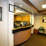 Salina Family Healthcare Dental Reception
