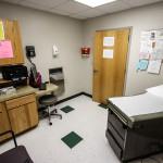Salina Family Healthcare Exam Room