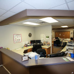 Salina Family Healthcare Nurse's Station